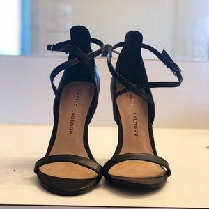 Chinese Laundry Black Heel